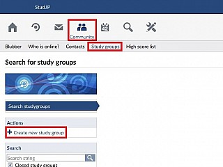 Study groups 2