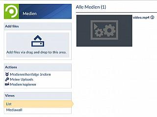 MediaCast2 Verwaltung1 en