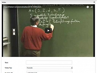 screenshot courseware videoBlock edit