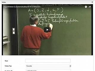screenshot courseware videoBlock edit